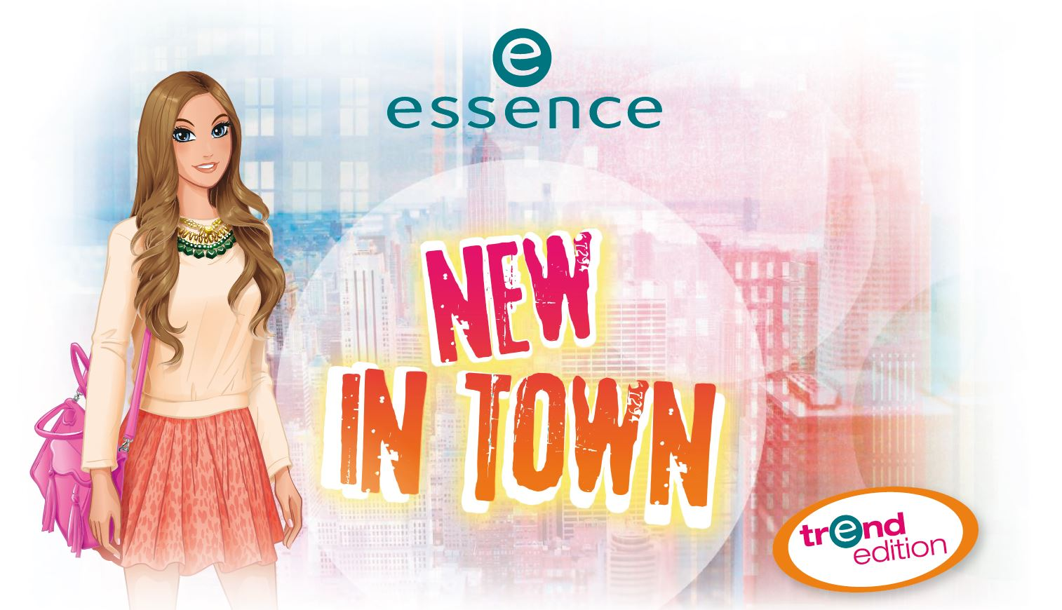 Essence Trend Edition New In Town Cover