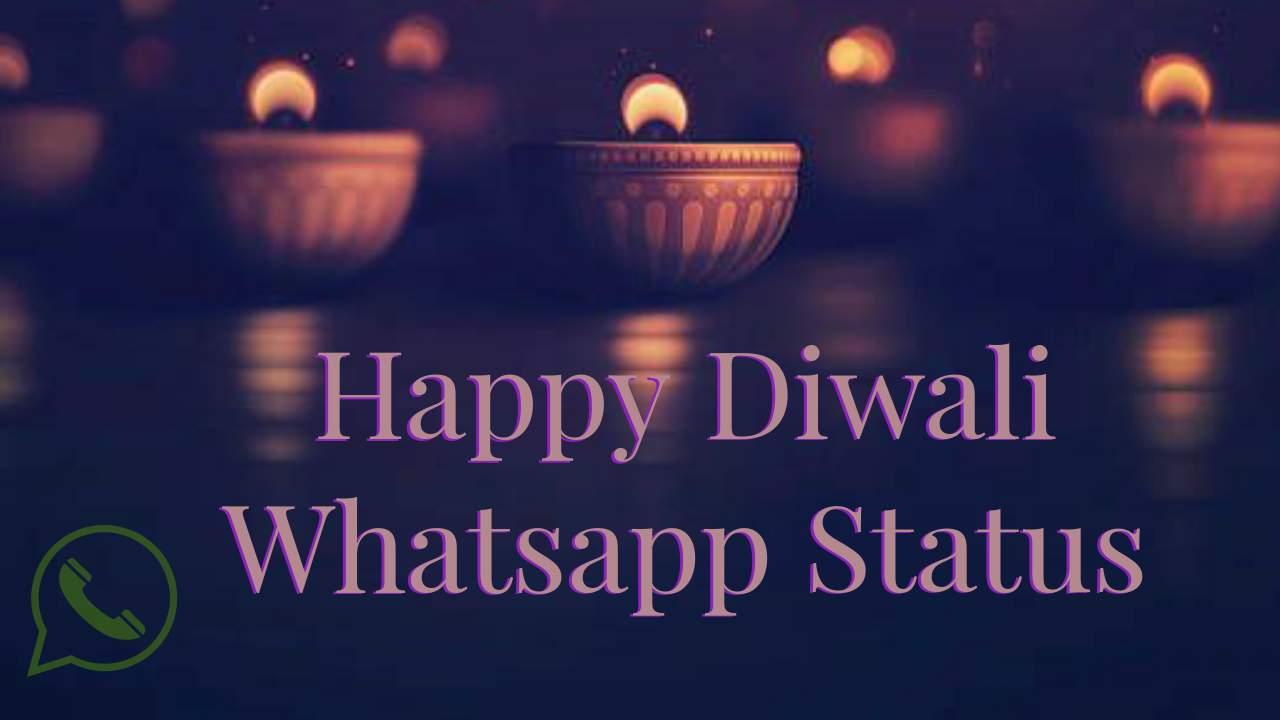 Happy Diwali 2021 : WhatsApp Status, one line Wishes