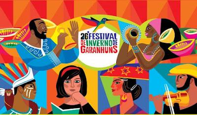 Logo Festival de Inverno de Garanhuns