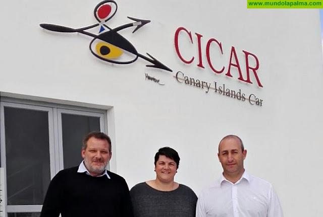 CICAR renueva su compromiso con la Transvulcania Naviera Armas