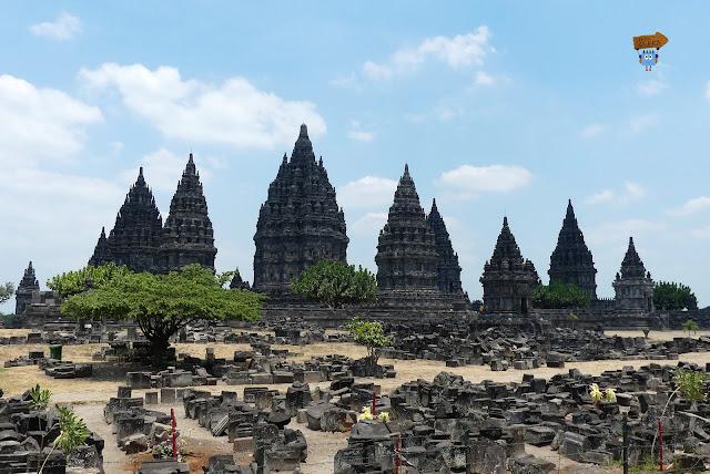 Prambanan - Java - Indonesia