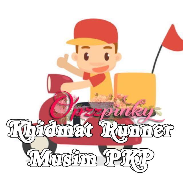 Khidmat Runner Musim PKP
