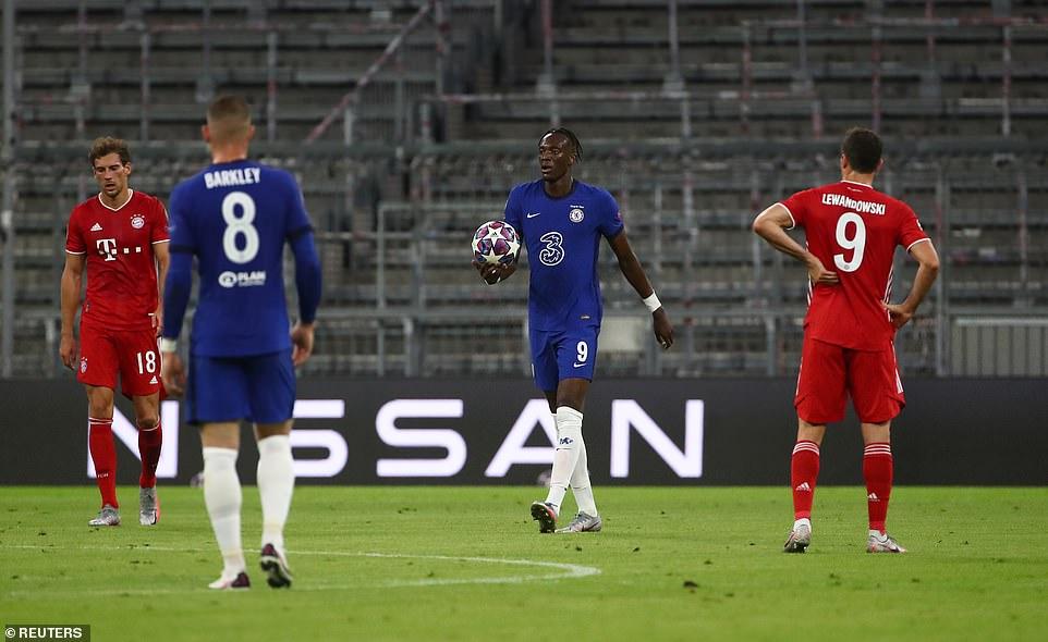 Chelsea thua thảm Bayern, Lampard hứa hẹn với NHM