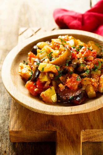 Mixed Vegetable Recipe