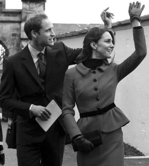 {love stories № 05 | prince william & kate middleton}