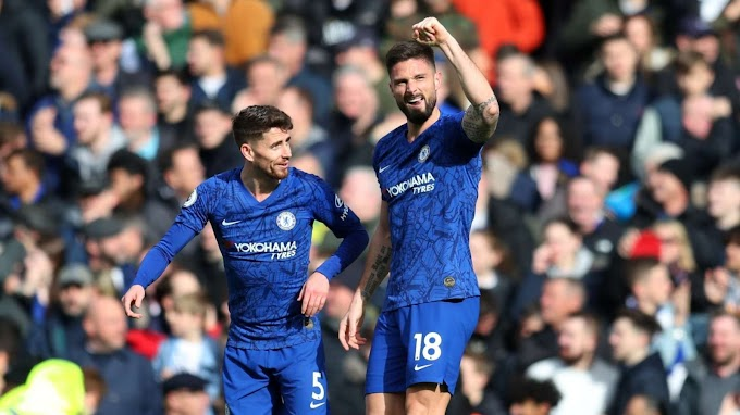 Chelsea 2-1 Tottenham: Giroud & Alonso boost top-4 hopes, Lo Celso escapes red