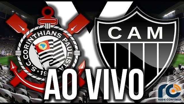 Assistir Corinthians x Atlético-MG ao vivo grátis