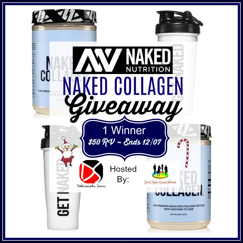 Naked Collagen Giveaway