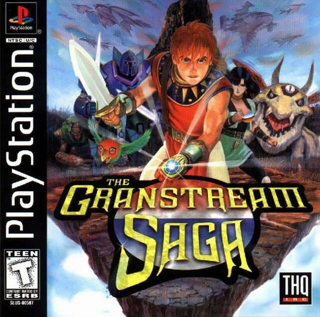 The Granstream Saga - PS1 - ISOs Download