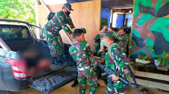 Papuan Separatist Group Claims Responsible for Attacking the Army Post in Maybrat.lelemuku.com.jpg