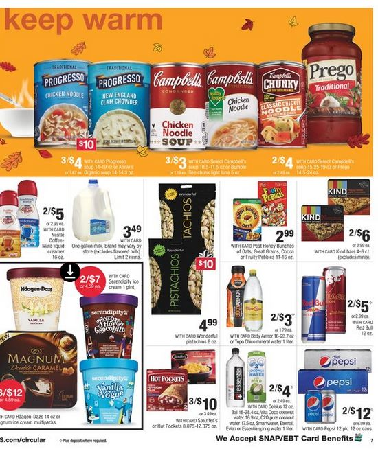 CVS Weekly Ad Preview 1117-1123 Page 8