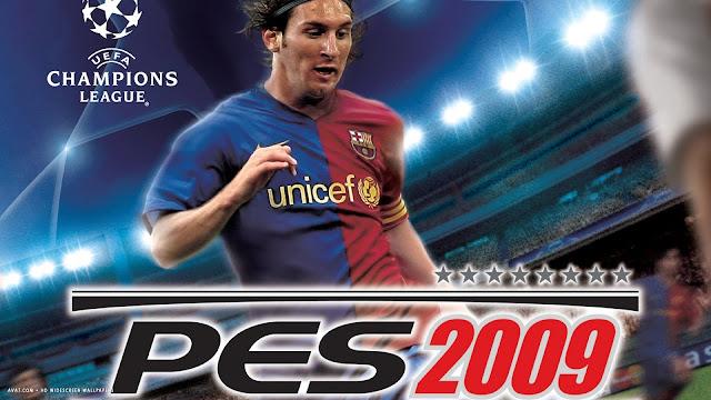 تحميل لعبة بيس 2009 | Pes 2009