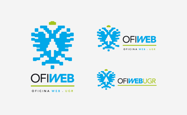 Versiones de un logotipo