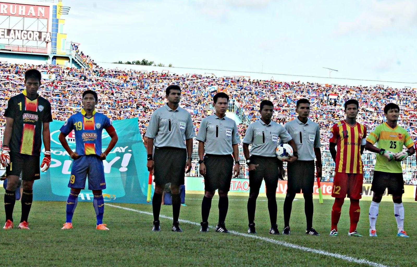 Arema Vs Indonesia: FIFA Referees News: 2014 AFC Cup