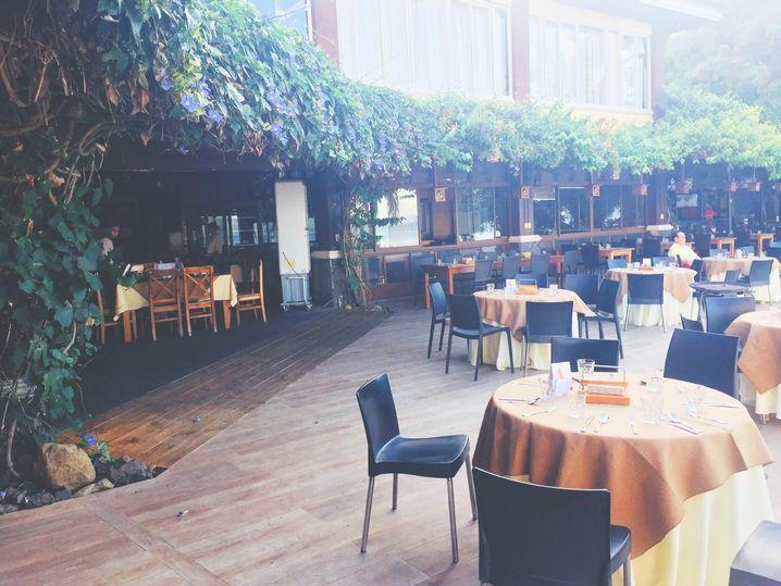 Terraza Cafe at Club Balai Isabel
