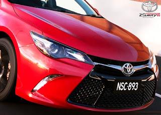 2015 Toyota Camry Atara SX Review Canada Price