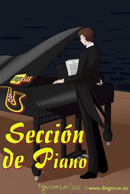El Vito Partitura de Piano Fácil con Acordes en La menor y Mi menor