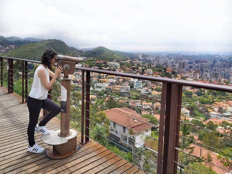 Mirante do Mangabeiras - BH: como visitar, horários, entrada gratuita