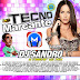 Cd volume 02 de tecnobrega marcante dj sandro o master do mix