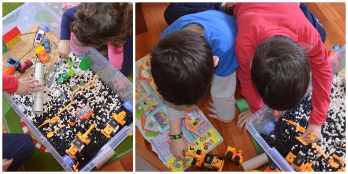 Cómo crear juegos sensoriales basados en cuentos y libros infantiles y sus beneficio