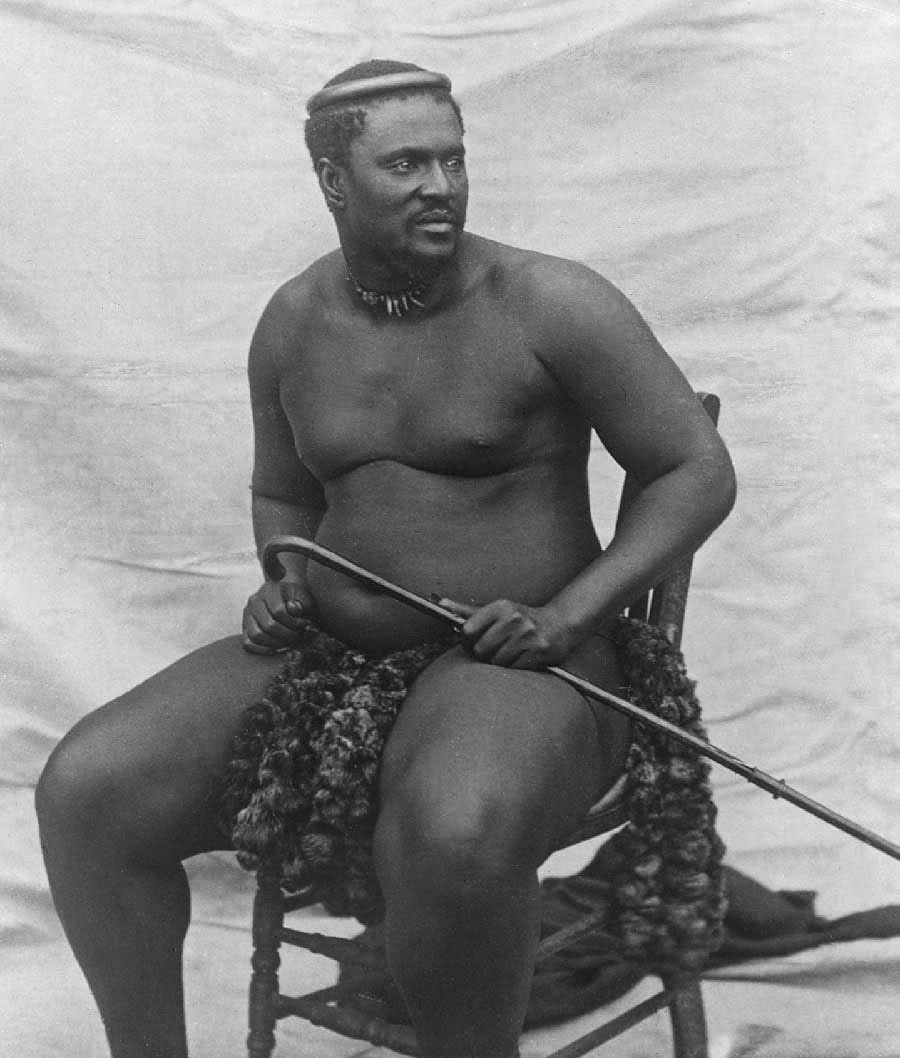 ZULU PEOPLE: AFRICA`S WARRIOR PEOPLE FROM THE SKY