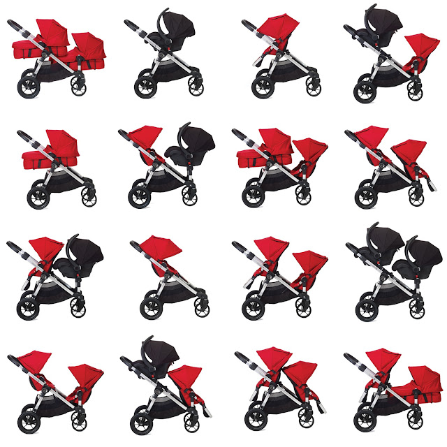 Baby Jogger Configurations