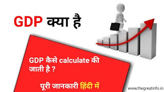 Gdp kya hai in hindi