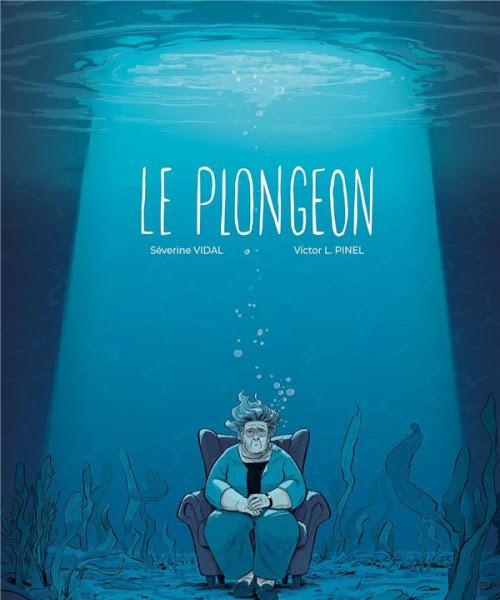 Le plongeon - Séverine Vidal - Victor L.Pinel