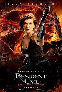 Resident Evil 6: The Final Chapter (2017) อวสานผีชีวะ ภาค 6