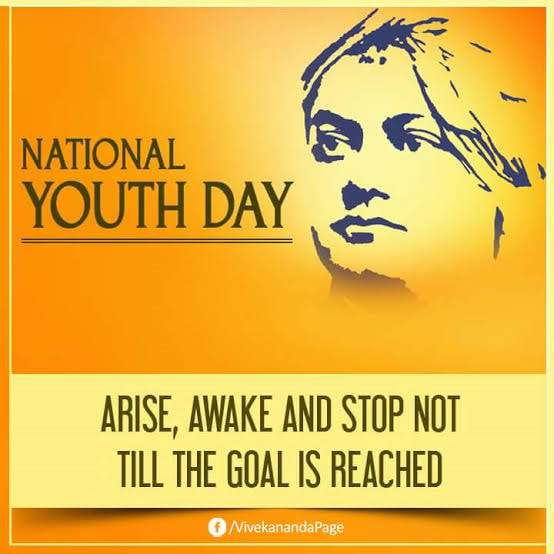 National Youth Day Wishes Lovely Pics