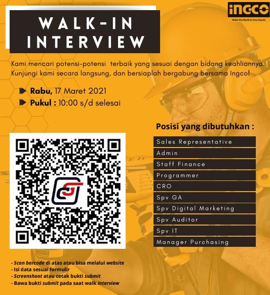 Info Lowongan Kerja Medan Terbaru Maret 2021 Di Ingco Indonesia Medanloker Com Lowongan Kerja Medan