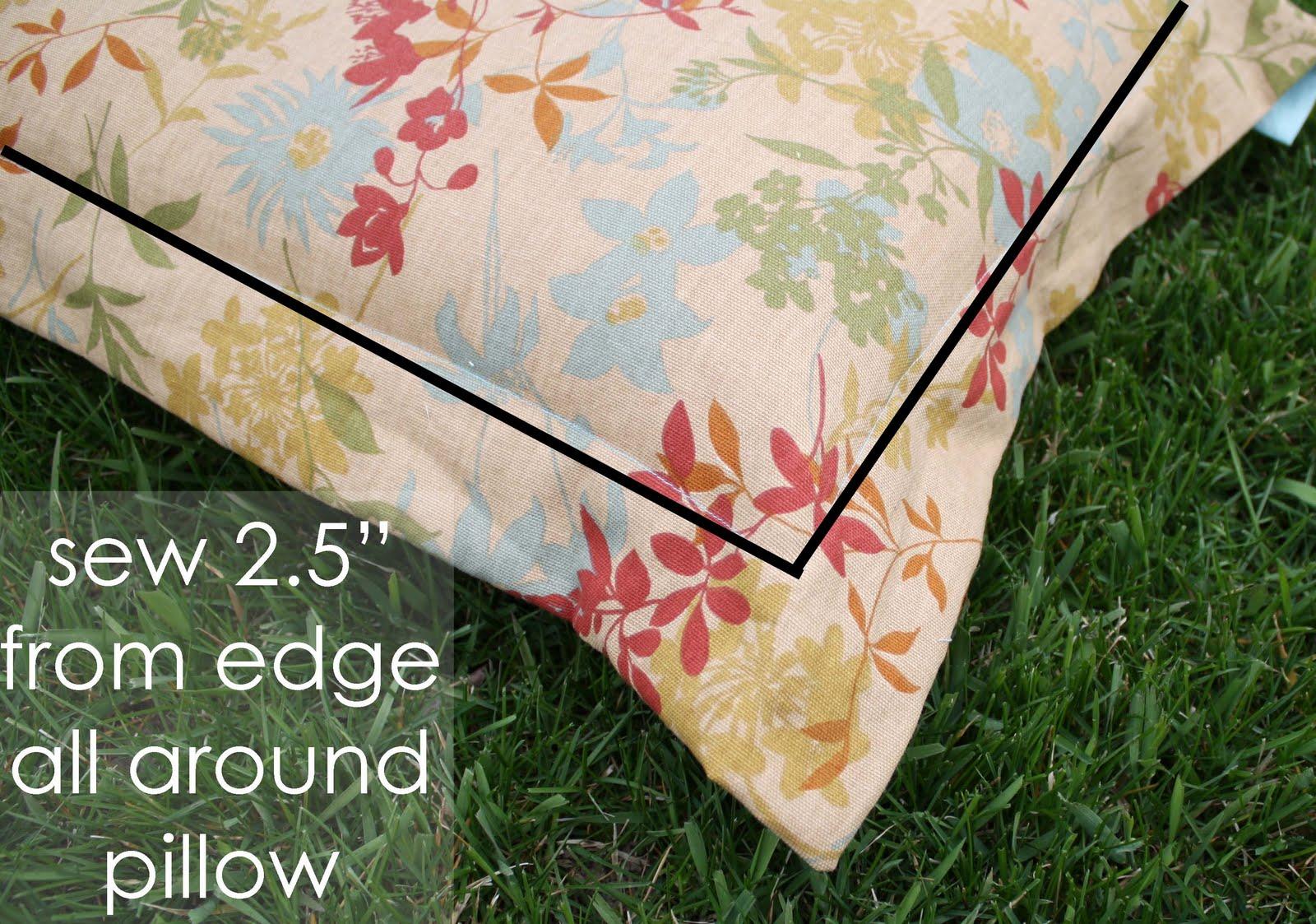 running with scissors pillow shams. Black Bedroom Furniture Sets. Home Design Ideas