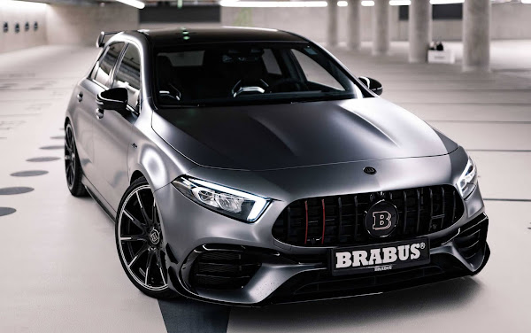 Mercedes-AMG A45 S Brabus