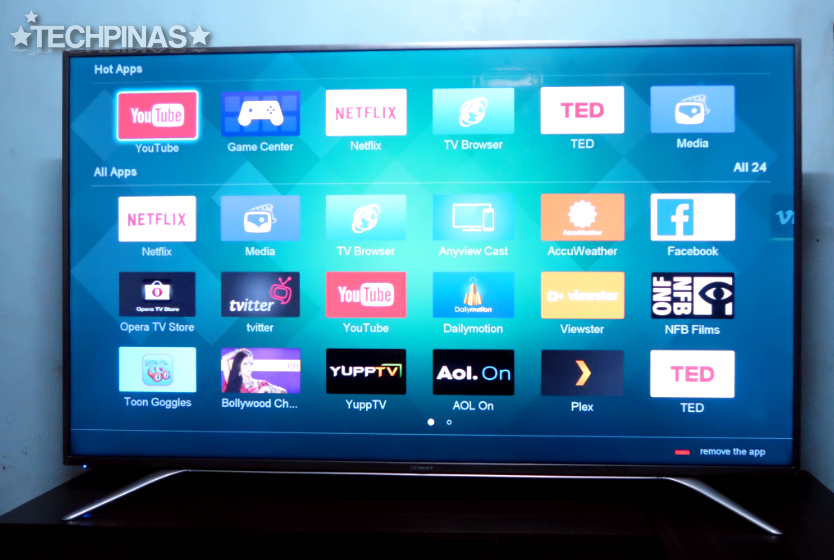 Devant 65UHD200 Review : 65-inch Ultra-HD 4K LED TV with Smart