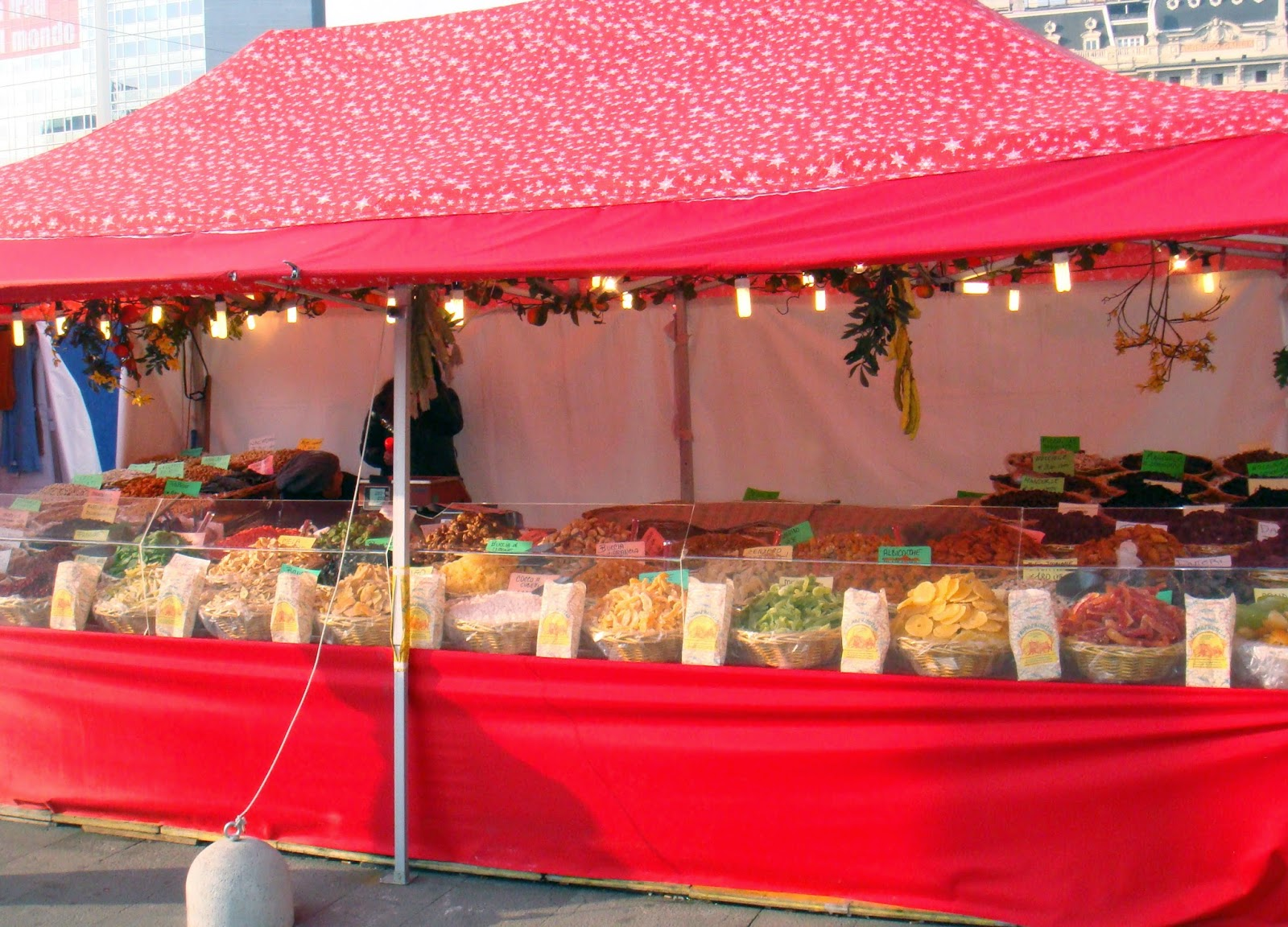 frutas milão itália