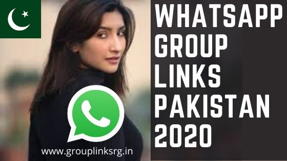 New And Active Whatsapp Group links Pakistan 2020