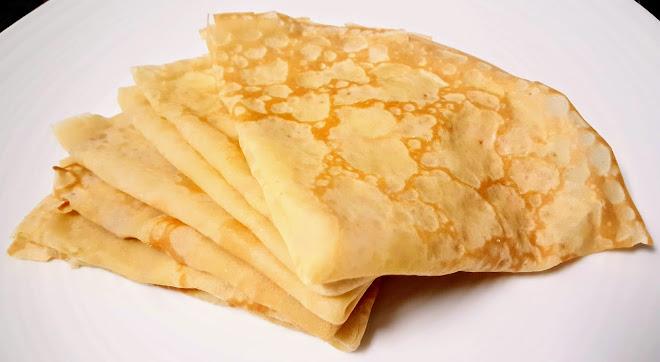 Recette de la pâte à crêpe à la farine de froment