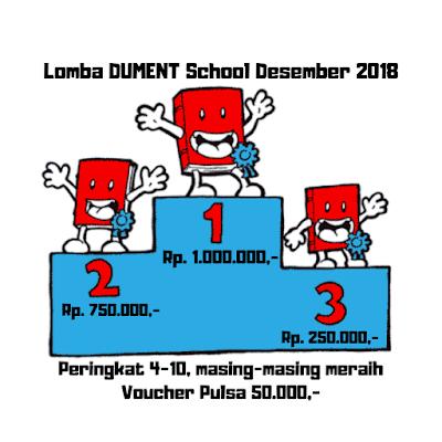 Lomba blog dumetschool
