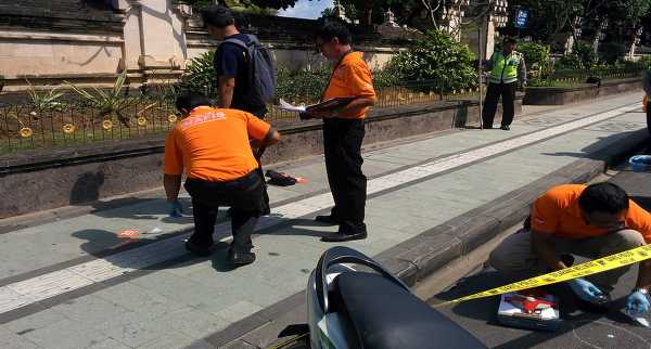 pembunuhan anggota polisi