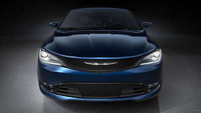 Nex-Gen Chrysler 200 Sedan front angle Hd Pictures