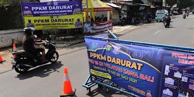 Kabupaten Bekasi Tetapkan PPKM Level 4 Hingga 25 Juli: WFH 100%