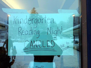 spelling error on literacy sign fail