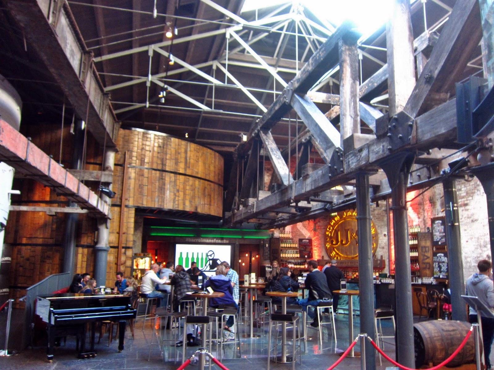 Jameson Distillery Tour Dublin Lifehacked1st Com