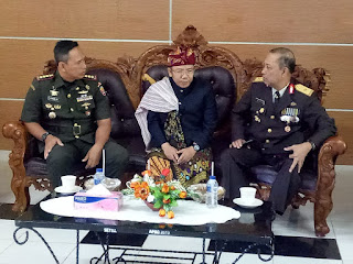 Danrem 162/WB : Dirgahayu Kabupaten Lombok Utara Jadilah KLU Yang Berjaya dan Membangun Bersama Rakyat