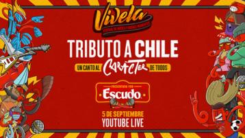 ¡Un Tributo a Chile! En Septiembre regresa Vívela Festival con versión en línea