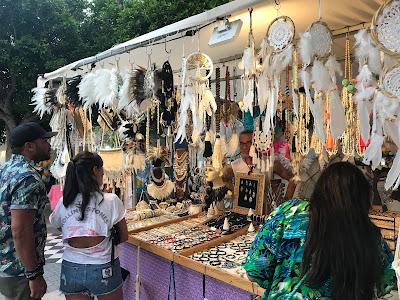 Mercadillo artesanal San Antoni