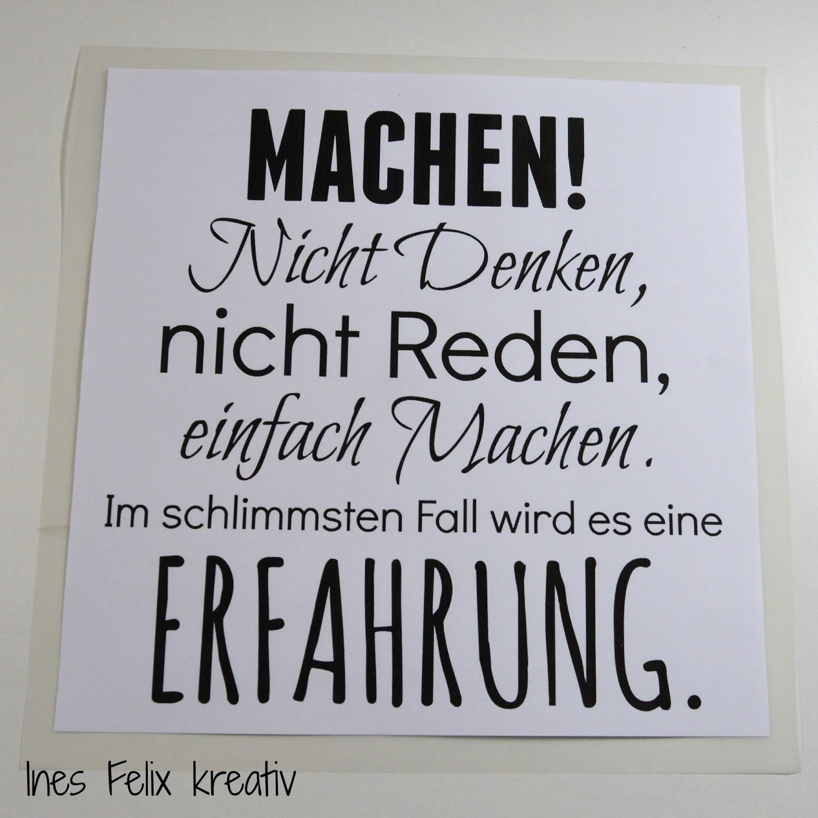 Ines Felix - Kreatives zum Nachmachen: Beleuchteter IKEA-Rahmen mit ...