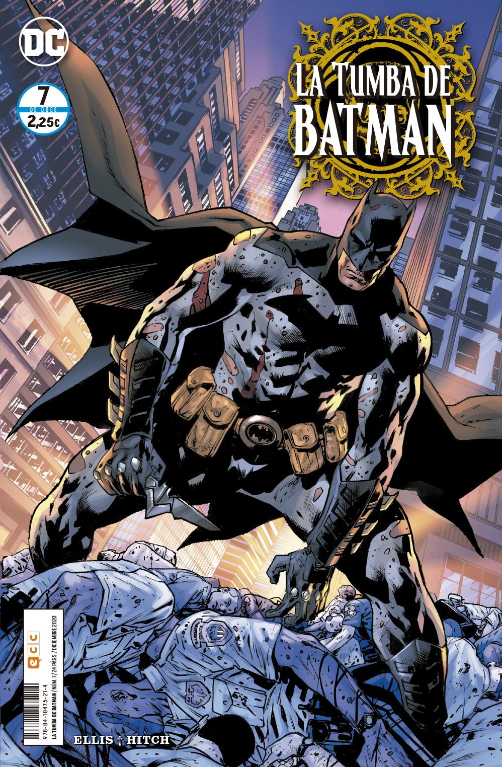 La Tumba de Batman