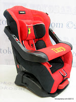 2 BabyDoes BD837 Baby Car Seat with Safety Bar Forward Facing Only