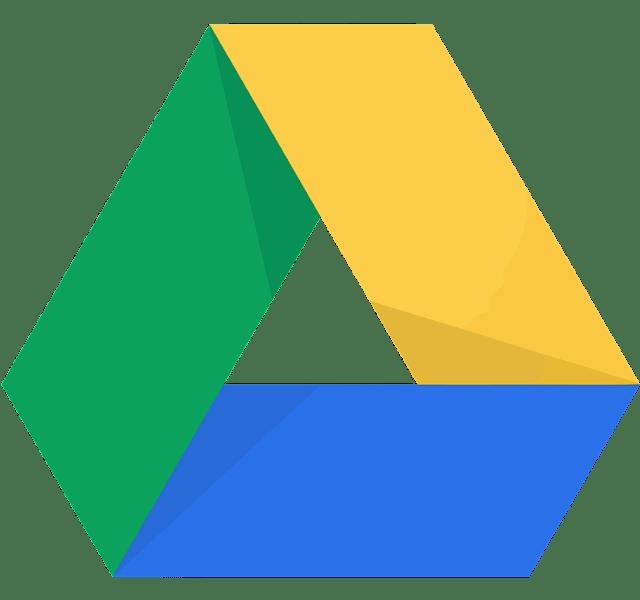 1- Google Drive